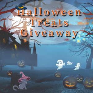 Halloween Treats Giveaway Gleam